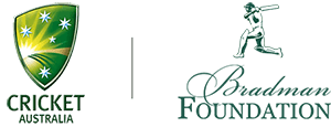 The Bradman Foundation logo