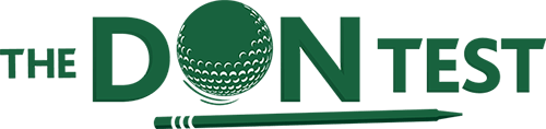 The Don Test logo