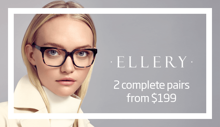 Exclusive ELLERY Glasses