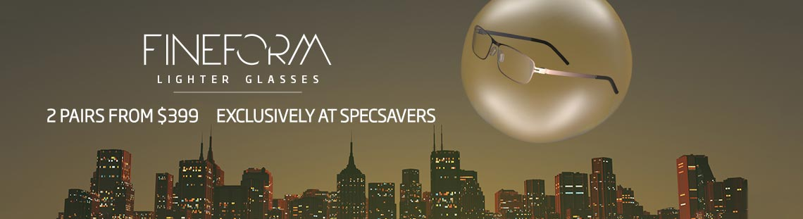Fineform - Lighter Glasses
