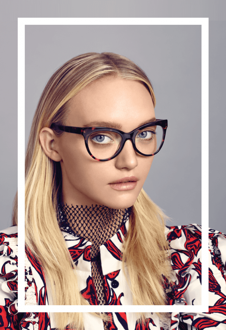 Exclusive Cat Eyes - ELLERY Glasses